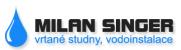 Logo firmy: Singer - vrtané studny s.r.o.