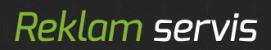 Logo firmy: Reklamservis s.r.o.
