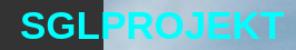 Logo firmy: SGL projekt, s.r.o.