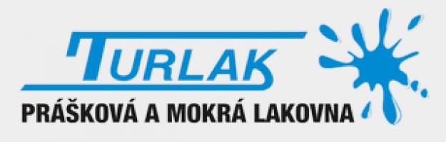 Logo firmy: Turlak - prášková a mokrá lakovna