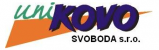 Logo firmy: UNIKOVO Svoboda s.r.o.