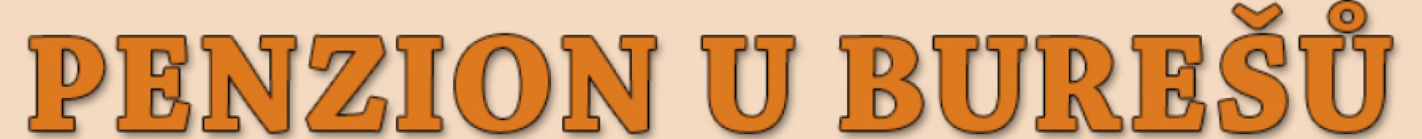 Logo firmy: Penzion U Burešů