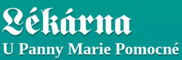 Logo firmy: Lékárna U Panny Marie Pomocné, s.r.o.