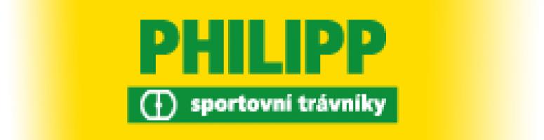 Logo firmy: Philipp sportovní trávníky a.s.