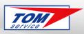 Logo firmy: TOM service s.r.o.