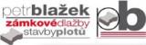 Logo firmy: Petr Blažek - zámkové dlažby, ploty