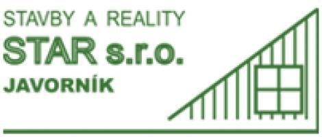 Logo firmy: Stavby a reality STAR spol. s r. o.