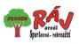 Logo firmy: Sportovně rekreační areál Ráj