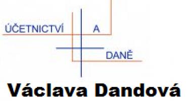 Logo firmy: Účetnictví - Václava Dandová