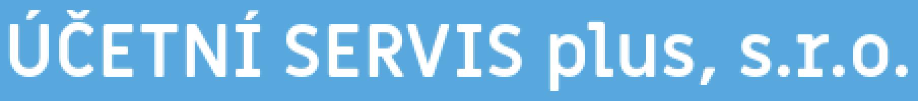 Logo firmy: Účetní servis plus, s.r.o.
