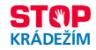 Logo firmy: STOP KRÁDEŽÍM, spol. s r.o.