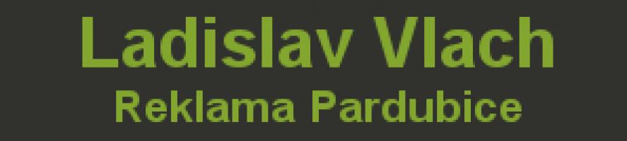 Logo firmy: Ladislav Vlach - reklama