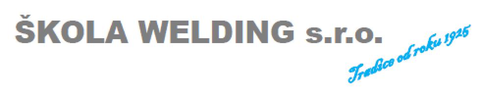 Logo firmy: ŠKOLA WELDING s.r.o.