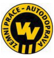 Logo firmy: Vladimír Vrbický - zemní práce, demolice, doprava