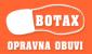Logo firmy: BOTAX - opravna obuvi - Praha Kobylisy