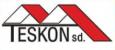 Logo firmy: Teskon střechy