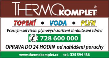 Logo firmy: THERMOKOMPLET 1990 s.r.o.