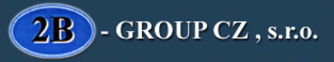 Logo firmy: 2B Group CZ, s.r.o.