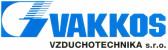 Logo firmy: VaKKoS - vzduchotechnika spol. s r.o.