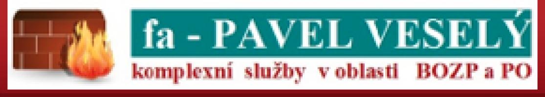 Logo firmy: Pavel Veselý -  služby BOZP a PO