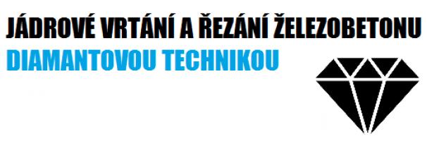 Logo firmy: Robin Třetina - jádrové vrtání a řezání železobetonu