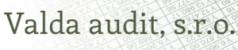 Logo firmy: Valda audit, s.r.o.