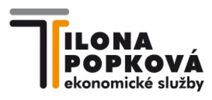 Logo firmy: Ilona Popková - účetnictví