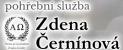 Logo firmy: Zdena Černínová - pohřební služba