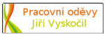 Logo firmy: Pracovní oděvy - Jiří Vyskočil