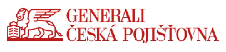 Logo firmy: GENERALI ČESKÁ POJIŠŤOVNA