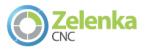 Logo firmy: CNC Zelenka s. r. o.