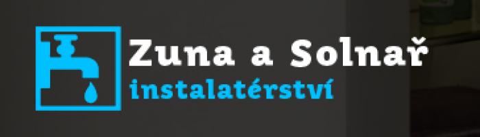 Logo firmy: Zuna a Solnař - instalatérství