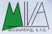 Logo firmy: MIVA - accounting, s.r.o.