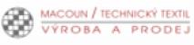 Logo firmy: Pavel Macoun - technický textil