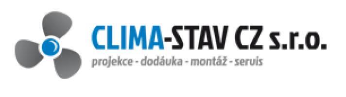 Logo firmy: CLIMA - STAV CZ s.r.o.