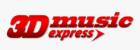 Logo firmy: 3D Music, s.r.o.