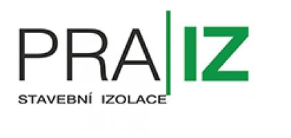 Logo firmy: PRAIZ - stavební izolace, spol. s r.o.