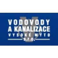 Logo firmy: Vodovody a kanalizace Vysoké Mýto, s.r.o.