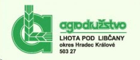 Logo firmy: Agrodružstvo Lhota pod Libčany