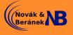 Logo firmy: Novák & Beránek