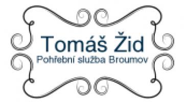 Logo firmy: Tomáš Žid - pohřební služba Broumov