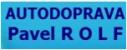 Logo firmy: Pavel Rolf autodoprava s.r.o.