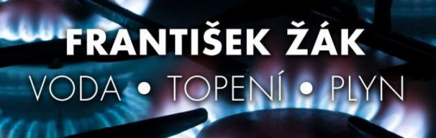 Logo firmy: František Žák - instalatérství
