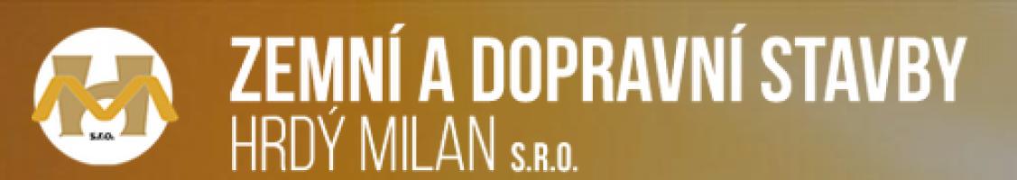 Logo firmy: Zemní a dopravní stavby Hrdý Milan, s.r.o.