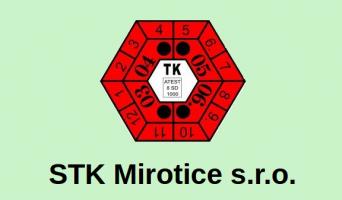 Logo firmy: STK Mirotice s.r.o.