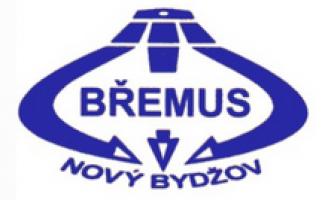 Logo firmy: Břemus, spol. s r.o.