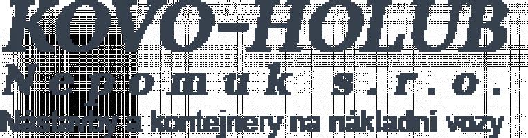 Logo firmy: KOVO - HOLUB Nepomuk s.r.o.