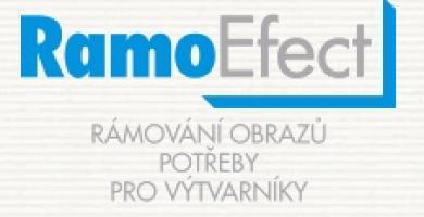 Logo firmy: Jiří Bauer - Ramo Efect