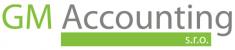 Logo firmy: GM accounting, s.r.o.