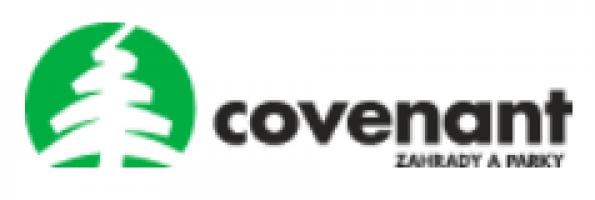 Logo firmy: COVENANT zahrady a parky s.r.o.